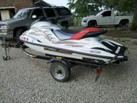 For sale is my 2000 Yamaha GP1200R. This ski was just