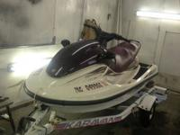 I have a 2000 yamaha 800xl 3 seater,very clean and