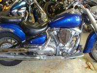 comes with Clear Colorado title. Motorcycles Cruiser
