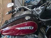We have for sale a 2000 Yamaha Roadstar 1600. This bike