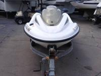 2000 Yamaha SV1200 3 Seater Jet Ski with Trailer This