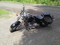 For Sale: 2000 Yamaha V-Star 650. It has only 15,000