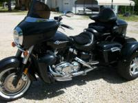 2000 Yamaha Venture Royal Star Trike 1300 V4 Liquid