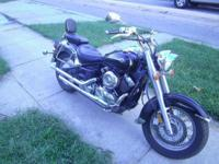 This bike runs and rides great, with newer tires, cobra
