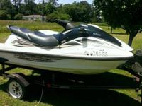 Need to sell runs good, 2000 yamaha wave runner, 1200