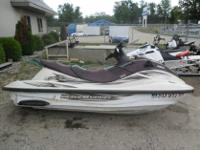 Up for auction is Stock #5388 a 2000 Yamaha Wave Runner