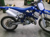 2000 Yamaha YZ125. This Bike is in Mint Condition with