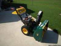 For sale is a 2000 Yardman 9HP 28 Inch Snow Thrower.