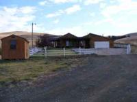 For Sale by Owner: 2 bedroom cabin on +-20 acres.