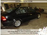 Take an appearance at this 2000 BMW 325i with only