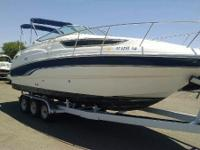 2000 Chaparral 260 Signature Cabin Cruiser 2000