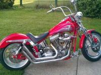2000 Custom Built Chopper Custom This awesome 5-speed