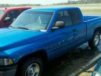 THIS IS A DODGE RAM 1500 LARAMIE EDITION KING CAB WITH