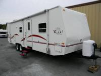 2000 Fleetwood Terry, EX, Camper, Pull Behind, White, 0