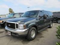 2000 Ford Excursion XLT Engine: 6.8L V10 SOHC 20V