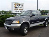 2000 Ford F150 Pickup Truck XL Our Location is: 1st