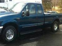 Make:  Ford Model:  F250 Year:  2000 Body Style:
