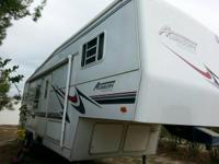 2000 Holiday Rambler Alumascape M-26RKS 5th Wheel .