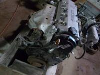I bought a trashed 2000 accord for the transmission my