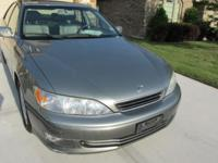 2000 Lexus ES300. Automatic. 157k miles. One proprietor