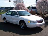 Options Included: Passenger Air Bag, Side Air Bag,