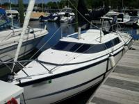Skillfully kept every year by regional marina. You can