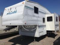 Very Pleasant Fifth Wheel, Will not Last Long. 2000
