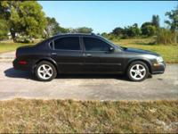 2000 Nissan Maxima - $3850 Cash, Looks new inside and