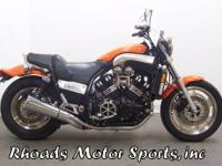 2000 Yamaha VMAX VMX12M with 20,000 Miles This is one