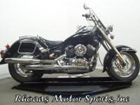2000 Yamaha VSTAR 650 with 11,350 Miles This is a real