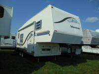 2000 Gulf Stream Yellowstone 26FRK, 27ft, 1 slide,