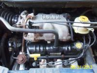 2001 Dodge Caravan 3.8l Engine with EGR 117 K Runs
