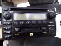 Its a brand new Tape, Radio and CD player for any