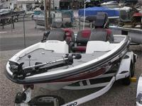 2001 21' Nitro 929 CDX 250 HP Mercury ProXB Limited