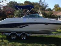 Type of Boat: Power Boat Year: 2001 Make: Chaparral