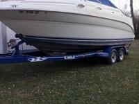 This boats overall length is actually 26 feet long and