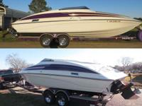 Type of Boat: Power Boat Year: 2001 Make: Crownline