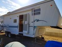 "2001 Aljo by Skyline model 2895 ""5th Wheel"" - 29 feet"