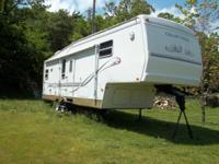 Trailer is in excellent condition. New carpeting and