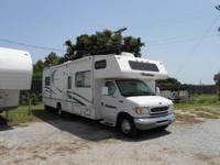 Stock Number: 723349. Used 2001 Ford Coachmen