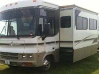 Type of RV: Class A - Gas Year: 2001 Make: Winnebago