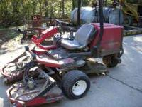 I am reposted this 3500 mower. Before i did not have