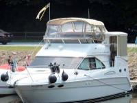 Type of Boat: Yacht Year: 2001 Make: Sea Ray Model: 380