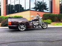 2001 Boss Hoss Custom Trike 502 ci 502 Horsepower Three