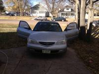 2001 Acura CL 3.2 This coupe has 143,000 miles and it