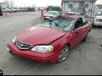 2001 ACURA CL TRANSMISSION 81K FOR SALE WITH FULL