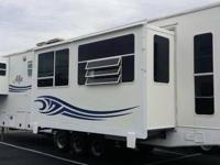 For Sale 2001 Alfa Gold Fifth wheel, model number