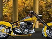 "This ""Eye Popping"" Softail Cruiser Is Highly Customized"