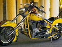 "This Spectacularly Customized/""One Of A Kind""/Ironhorse"