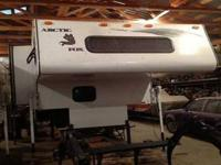 2001 Arctic Fox 1080 This truck camper is self